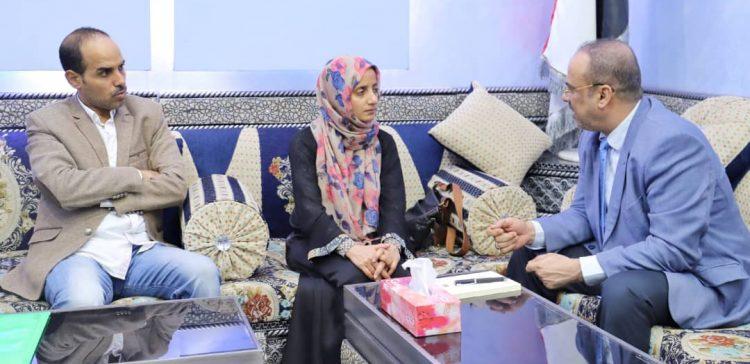 Al-Maysary confirms interior ministry's facilitations to international organizations