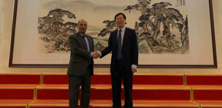 Ambassador al-Mikhlafi praises China's support for Yemen and its legitimate authority