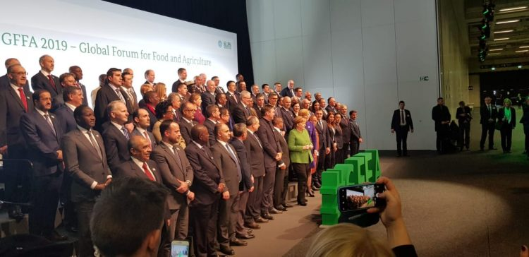 Minister of Agriculture participates in agricultural digitalization in Germany
