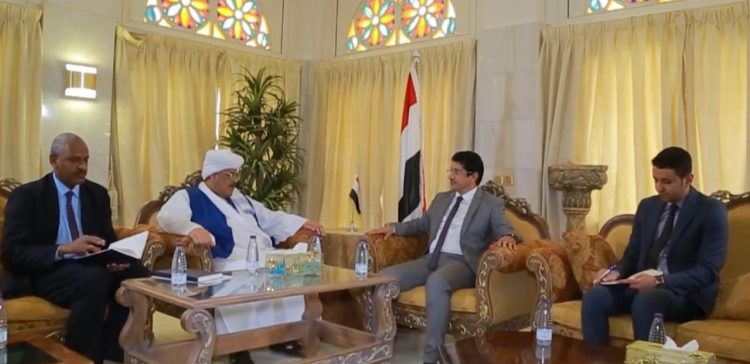 Yemen, Sudan discuss common concern issues