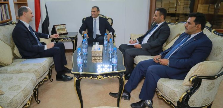 Deputy FM meets outgoing Austrian Ambassador