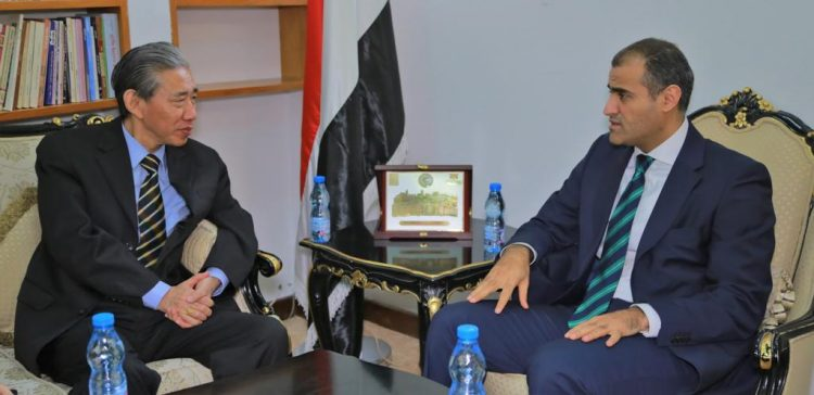 Dep. FM appreciates China's contributions to support Yemen in different fields
