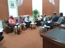 Dep. Premier meets with Communal, Social Initiative's representatives in Aden