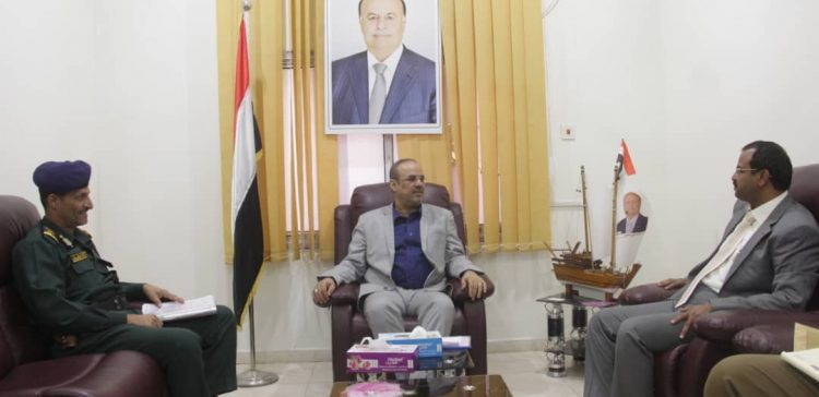 Interior Minister emphasizes activation of Beidha security
