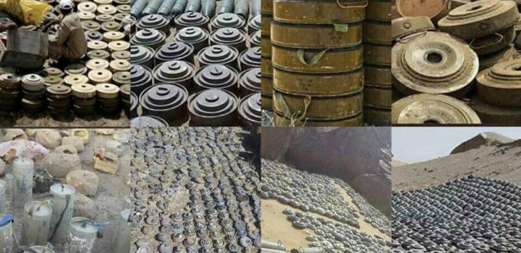 HRW: Houthi landmines kill Civilians, block Aid