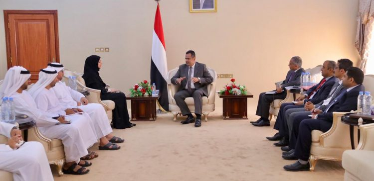 PM receives Emirati Minister of State for International Cooperation