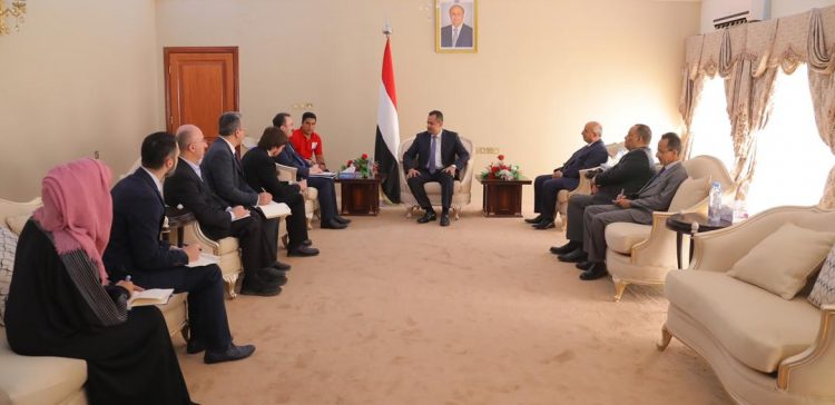 PM, Turkish Dep. Interior Minister discuss recent developments in Yemen