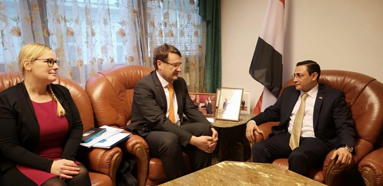 Yemen seeks Slovenia's help for demining