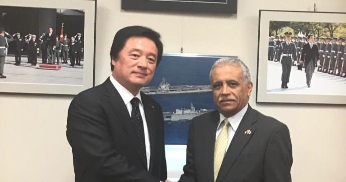 Yemen, Japan discuss implementation of Stockholm agreement
