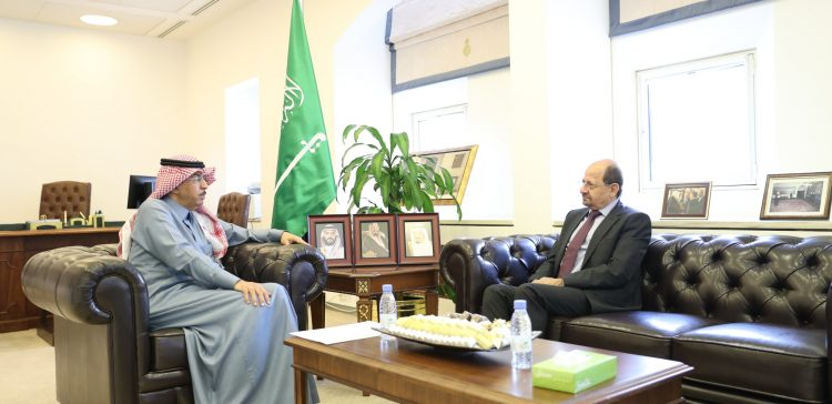 Yemeni-Saudi cooperation about security in the Red Sea discussed