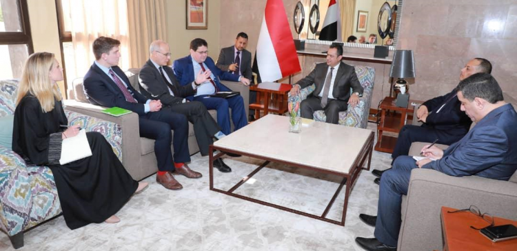 PM: Houthi failing Sweden Agreement confirms their unwilling for peace