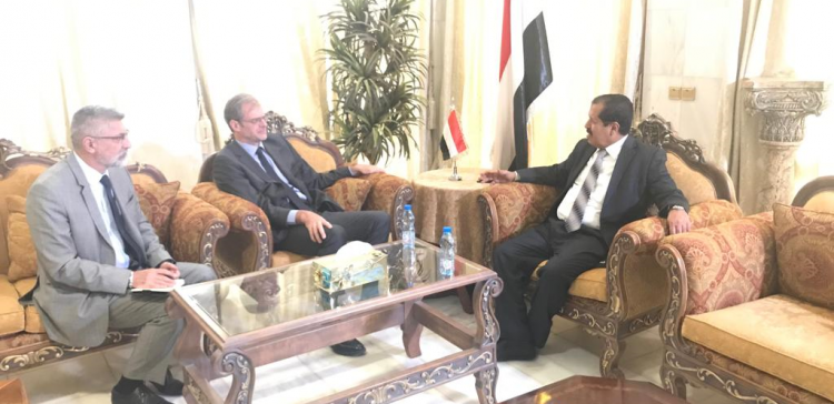 Arrangements underway for convening parliament's sessions in Aden, says minister