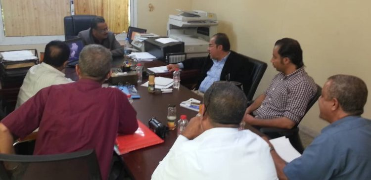 Dep. Minister of Agriculture, FAO discuss agriculture, livestock development