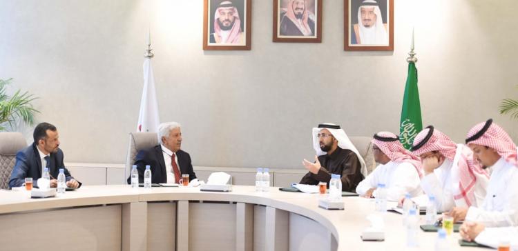 Ba-aum explores Saudi Commission for Food, Medicines' support
