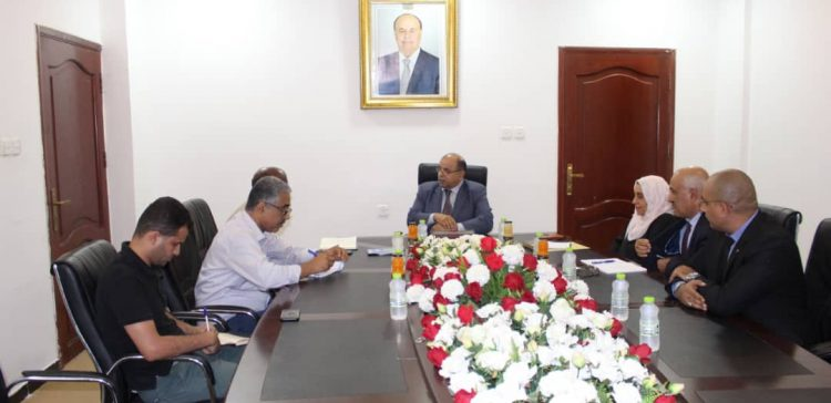 Deputy Prime Minister calls on WFP to relocate HQ to Aden