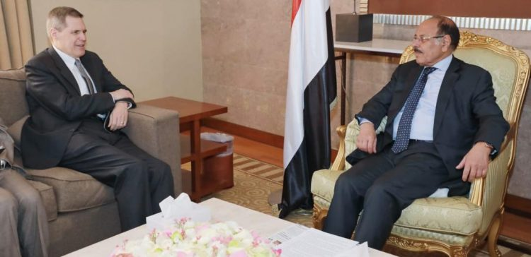 Vice President receives US ambassador on situations development