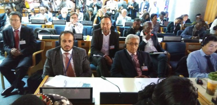 Yemen participates in UN Environment General Assembly's Forth Meeting