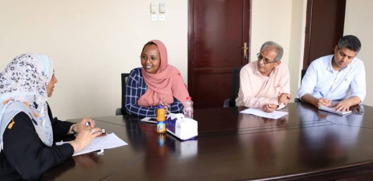 Yemen, WHO discuss disabled issues