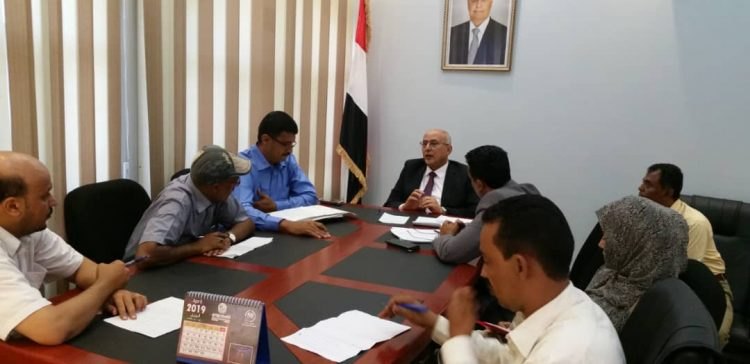 Minister Fatah confirms political leadership's care on providing support to local authorities