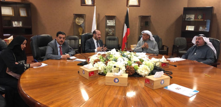 Minister of Planning, Kuwaiti Red Crescent official discuss support for Yemen