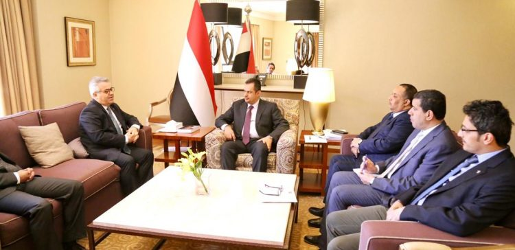 PM discusses Yemen's situations with Turkish Ambassador