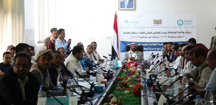 Marib Governor launches $3 million project to support IDPs in Marib