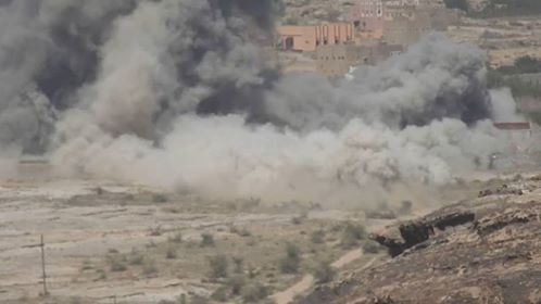 Houthi militia shells civilians in Ibb