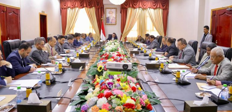 Cabinet discusses situations development