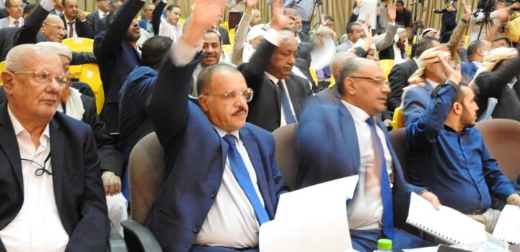 Parliament sessions continue for 3rd day in Sayoun