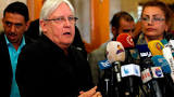UN envoy in Houthi's cave again