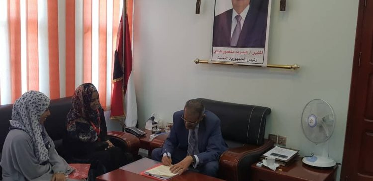 Minister of Education inks agreement with Care for Children for education in emergencies