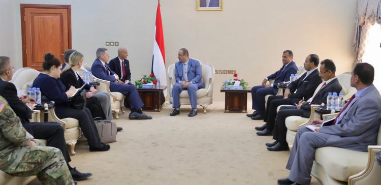 Almaysari : Government interested in boosting security cooperation with U.S