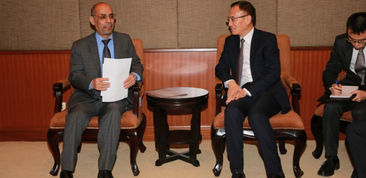 Yemen, China discuss situations in Yemen