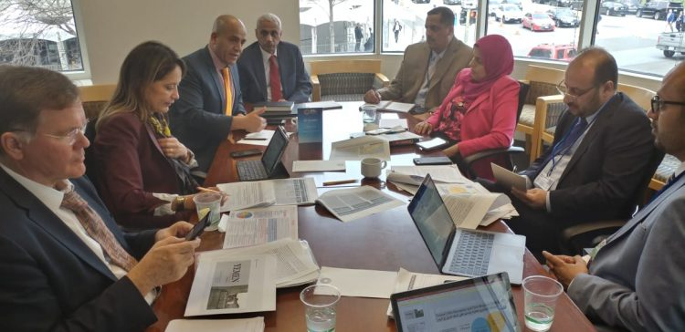 Planning Minister, World Bank official discuss the bank's policy in Yemen