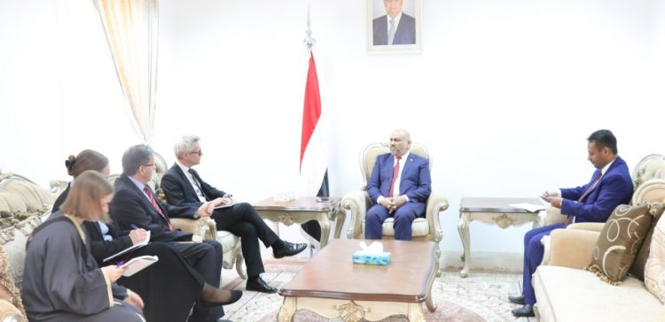 FM meets with Norwegian official