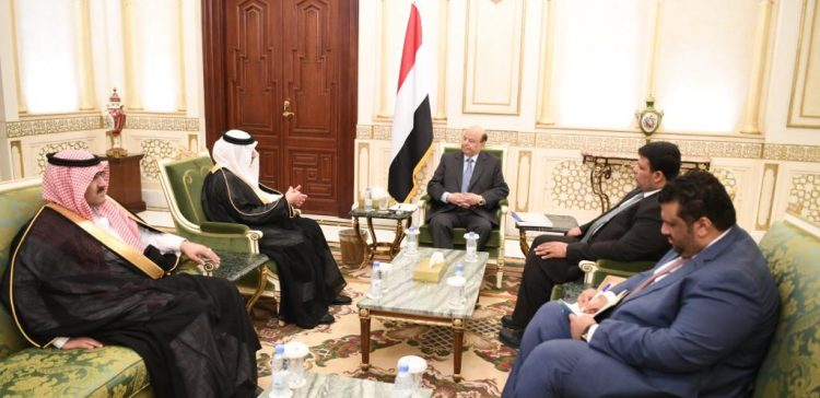 President Hadi receives letter from Saudi King
