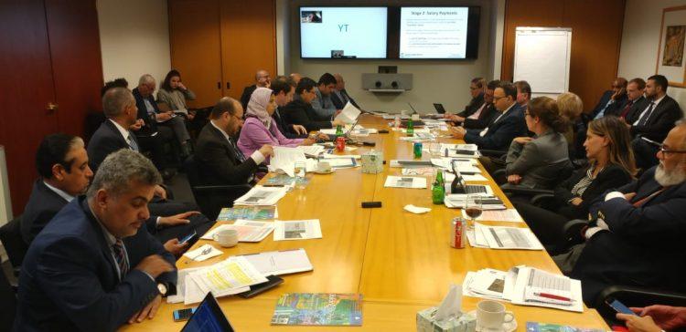 National delegation meets World Bank team on Yemen