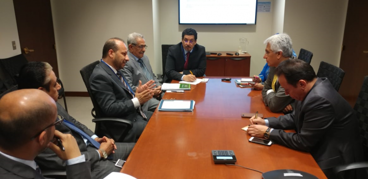 Yemen, WB discuss financing budget, package projects