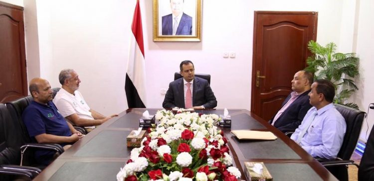 "PM praises ""MASAM"" demining efforts in Yemen"