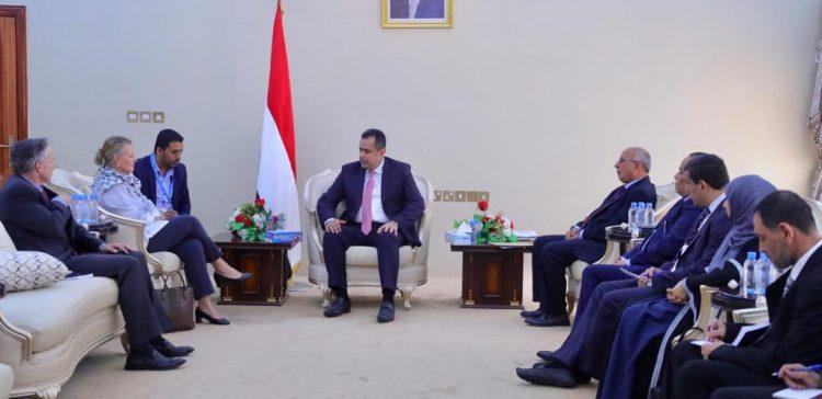 PM, UN Coordinator discuss humanitarian coordination
