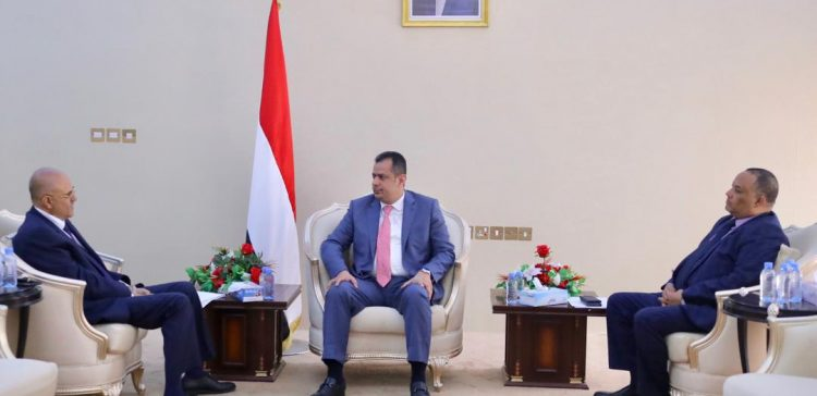Taiz governor reports to PM about situations in the governorate