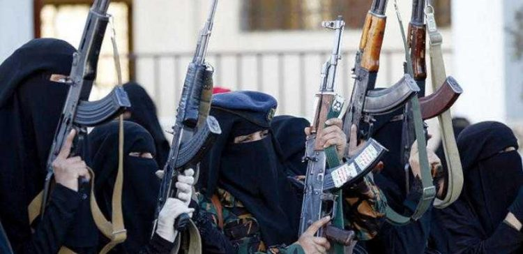 Yemeni Activists decry Houthi Militias Over recruiting Women