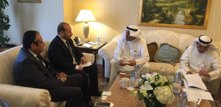 Minister Planning explores Kuwaiti Fund's support for development