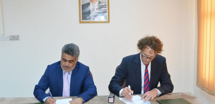 Planning Ministry signs with Swiss Medair Principal Agreement