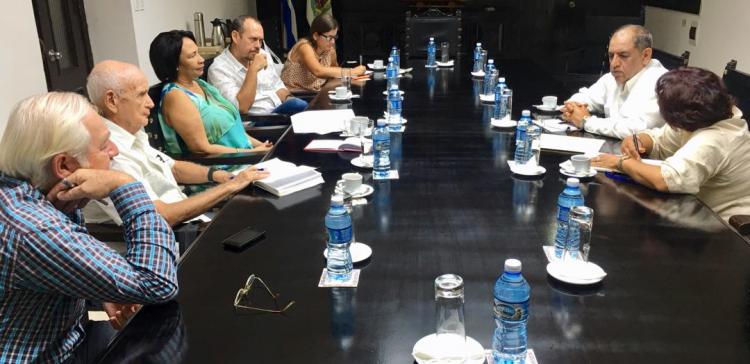 Yemeni-Cuban bilateral ties discussed