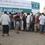 KSrelief launches dates distribution project in 10 Yemeni provinces
