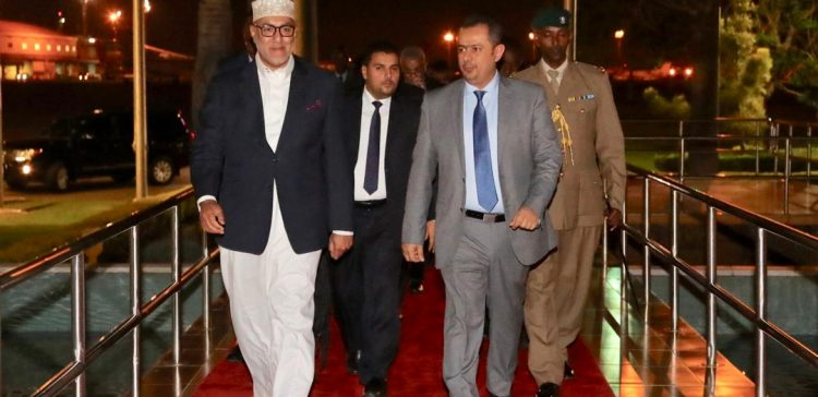 Prime Minister arrives Nairobi for participation in UN's meetings