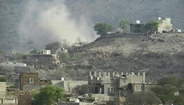 Five civilians injured by Houthis' shelling in Al-Dhale