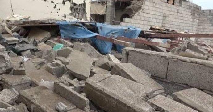 Militia's artillery fire bombards citizens houses south of Hodeidah