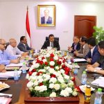PM emphasizes improvement of airport services in temporary capital